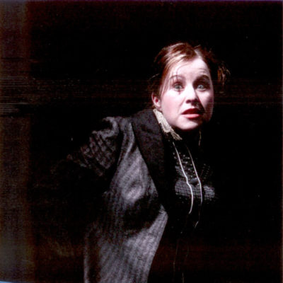 Governess in Turn of the Screw